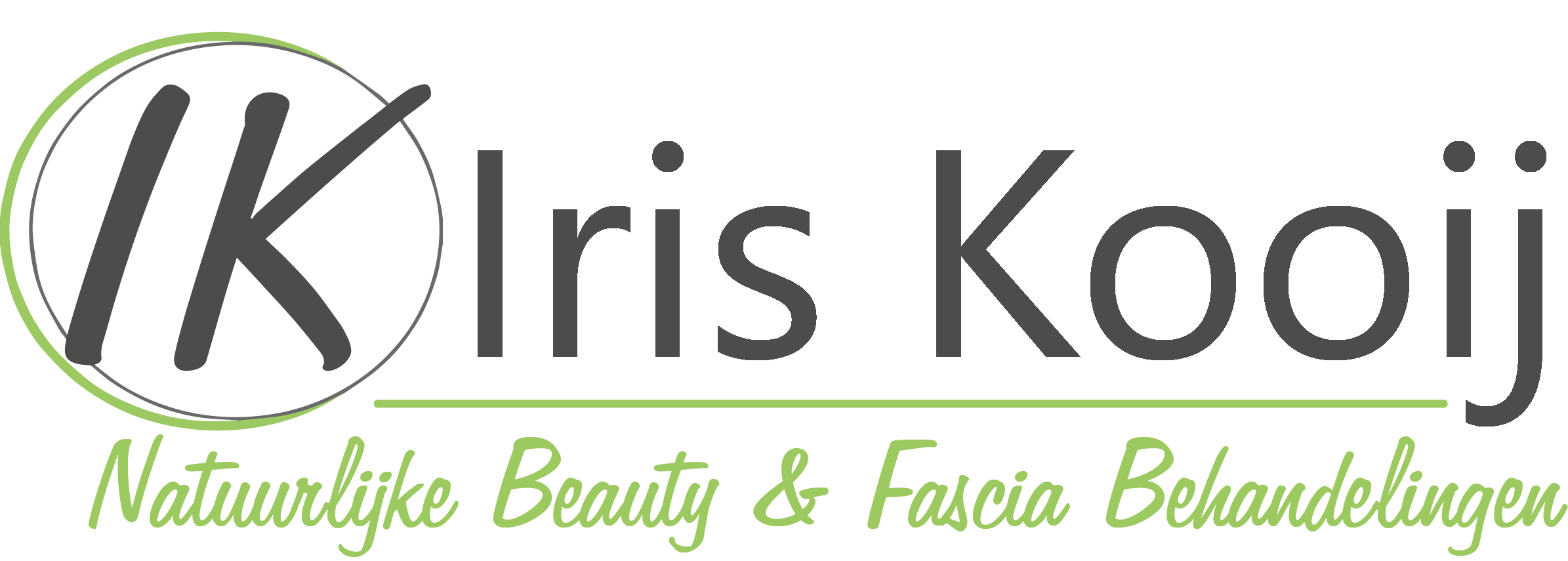 Iris Kooij Wellness Logo